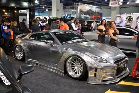 cool cars   sema show  vegas business insider