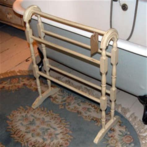 shabby chic towel rail vintage towel rail vintage