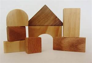 How to Make Natural Wooden Blocks for Children