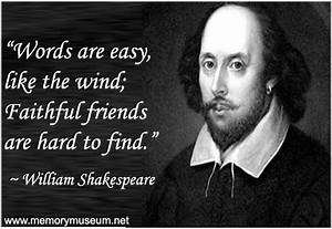 WILLIAM SHAKESPEARE QUOTES ABOUT WRITING image quotes at ...