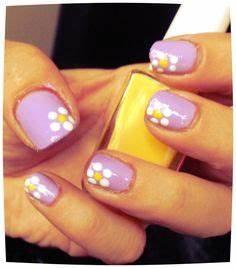 Kid nail designs. Baby bears nail art. | Nails by Kendall ...