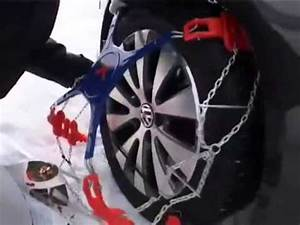 Chaine Neige Scenic 4 : montage chaine neige polaire x10 youtube ~ Melissatoandfro.com Idées de Décoration