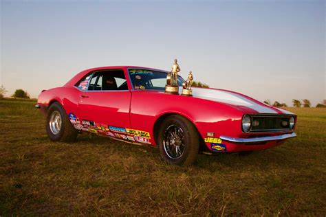Sportsman Spotlight Chase Huffman And His '68 Camaro