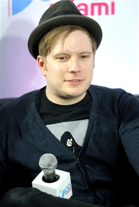 Patrick Stump Pictures - Press Room at the Jingle Ball in ...