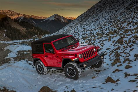 2018 Jeep Wrangler Grille Hides In Plain Sight In Easter