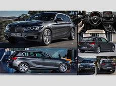 BMW 1Series 3door 2016 pictures, information & specs