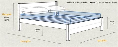 What are the standard bed sizes? Quora
