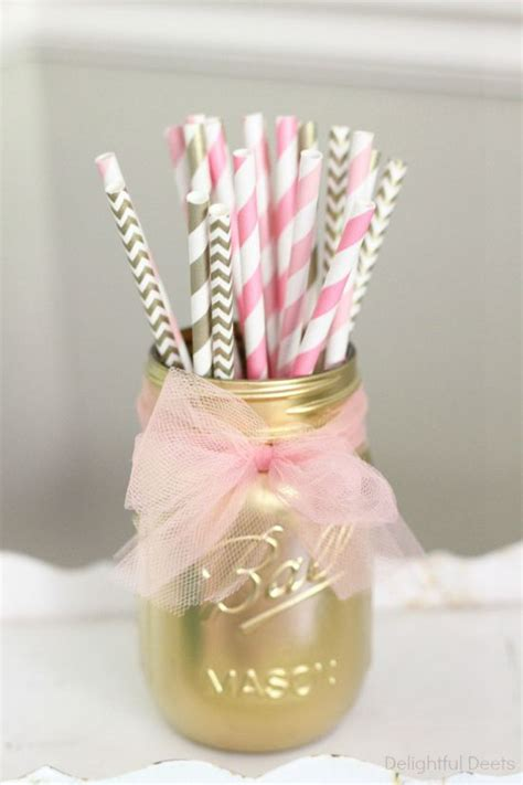 Pink White And Gold Birthday Decorations by Gold White Pink Deer Birthday Birthday