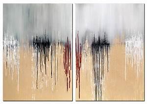 Wandbilder Xxl Mehrteilig : wandbild modern tears on horizon wandbilder slavova art ~ Markanthonyermac.com Haus und Dekorationen