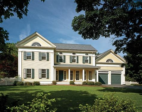 Revival Home In Maine Gets Refreshed