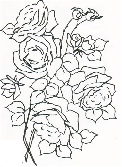 Criando & Arteirando: Riscos flores para pintura em tecido