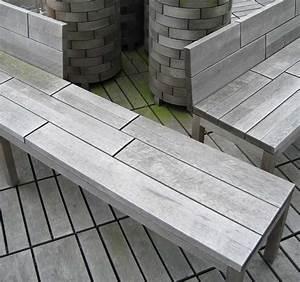 terrassenfussboden stein oder holz With französischer balkon mit steine platten für den garten