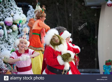 The Grinch Movie Stock Photos & The Grinch Movie Stock