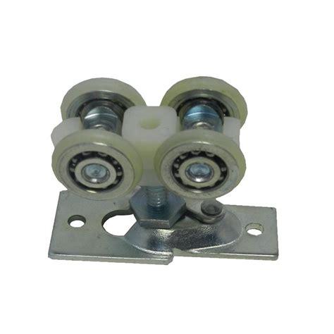 pocket door hardware rollers barton kramer 13 16 in bi fold pocket door top roller