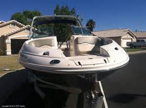 2005 used sea ray 220 sundeck deck boat for sale 27 000