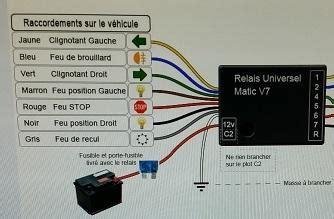 branchement faisceau attelage berlingo 3 installation faisceau pour attelage pdf