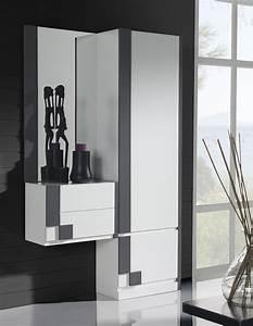 vestiaire entree design With petit meuble d entree design 3 console design avec miroir meuble dentree moderne meuble