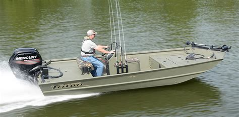 Bass Pro Shop Flats Boat by Triton Boats We Take America Fishing
