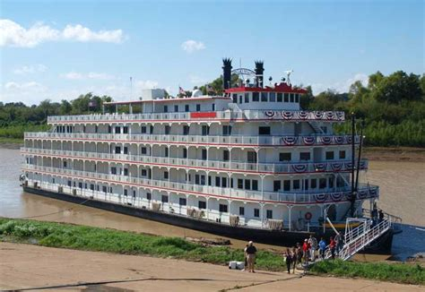Mississippi River River Boat Cruises by Explore Your World And See America From The Water On Boat