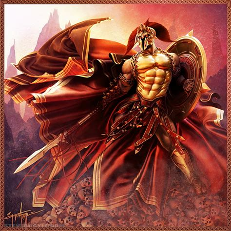 Ares Monster Wiki Fandom Powered By Wikia