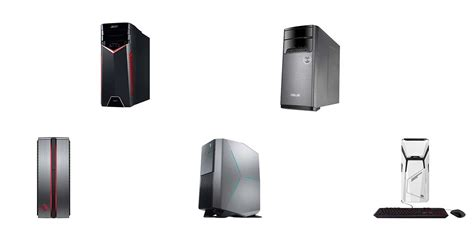 meilleur ordinateur de bureau les cinq meilleurs ordinateurs de bureau pour jouer