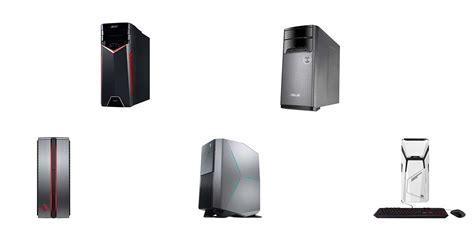 ordinateur de bureau pour jeux les cinq meilleurs ordinateurs de bureau pour jouer