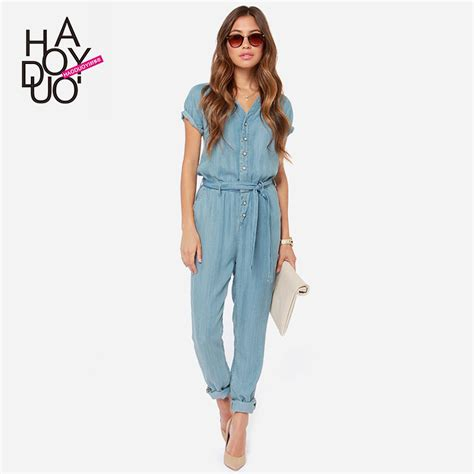 womens casual jumpsuits european style casual rompers womens jumpsuit 2015