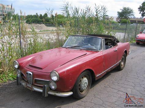 Alfa Romeo 1966 2600 Spider