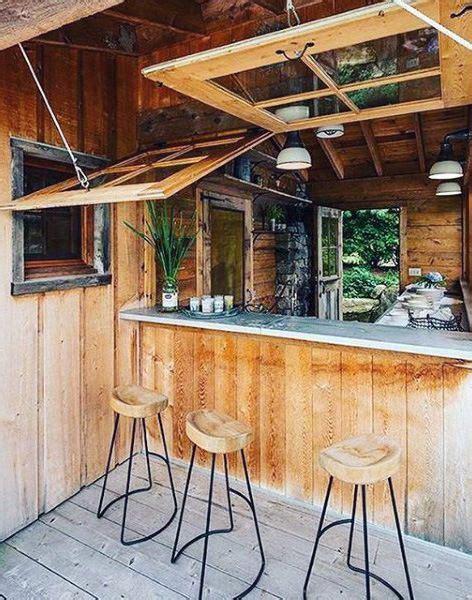 Backyard Bar Designs by 50 Pub Shed Bar Ideas For Cool Backyard Retreat