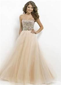 sparkly bridesmaid dresses chagne gold sparkly top iridescent beaded waist blush dress 2014 2097973 weddbook