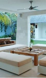 Tropical Style Villa Bali Interior Design Ideas Best Home ...