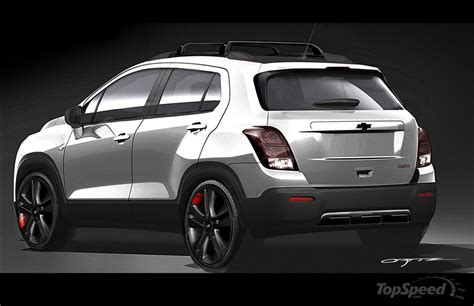 Trax Picture by 2016 Chevrolet Trax Line Series Will Appear At Sema