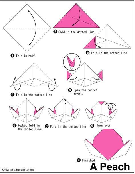 cuisine ik饌 3d easy origami for