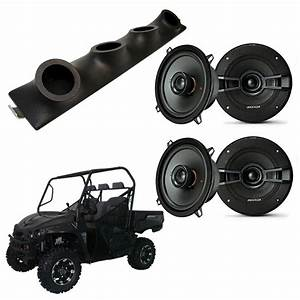 Kicker Car Speakers : intimidator utv utv kicker ksc50 powered car audio ~ Jslefanu.com Haus und Dekorationen