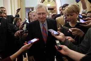 Senate Majority Leader McConnell Was Conspicuously Quiet ...