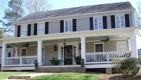 Colonial Front Porch Designs by Front Porch Addition Colonial Front Porch Ideas House