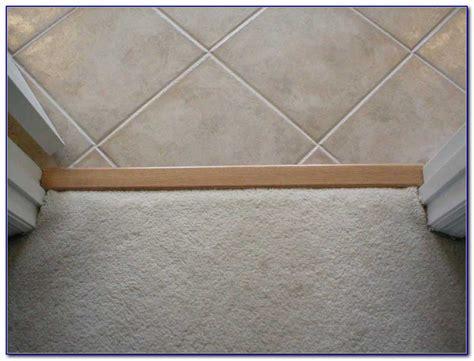 vinyl tile to carpet transition strips tiles home