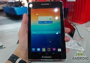 Lenovo S5000  Hands