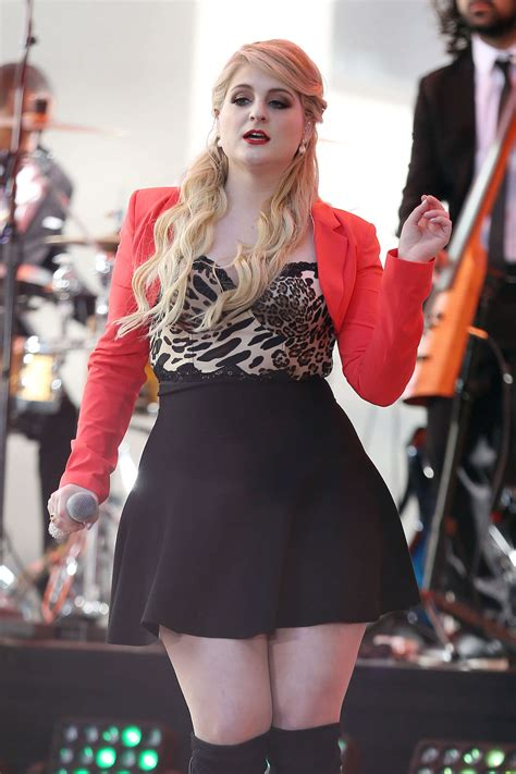 meghan trainor today show concert series  ny gotceleb