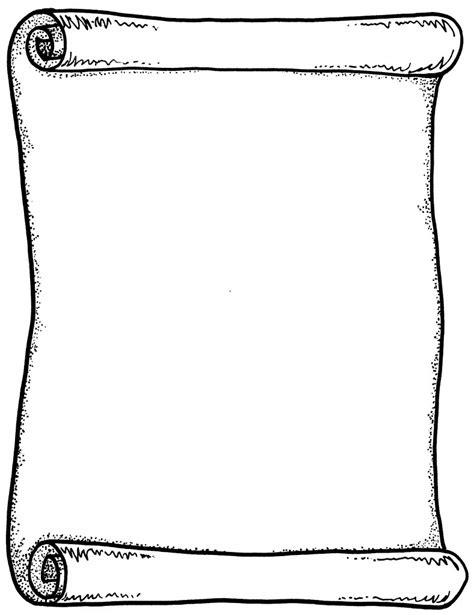 Scroll Clip Art Clipartioncom