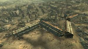 Monorail Train Wreckage The Vault Fallout Wiki Fallout
