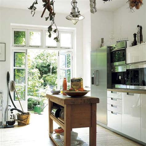 Living Etc Kitchen Designs by Kitchen Cosmpolitan Terrace House Tour
