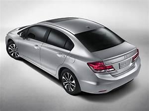 2013 Honda Civic Facelift Gets Accord Look