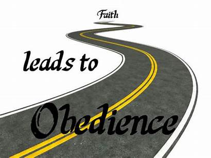Faith Obedience Romans Church Obedient Willing Claim