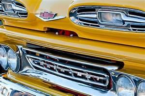 1961 Chevy Apache 10 Custom Truck