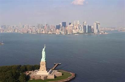 Feet Ocean Liberty Statue Sea Important Trends