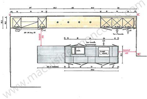 plan de travail cuisine grande largeur cuisine leicht et lineaquattro