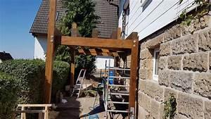 Balkon Blumenkasten Holz : projekt anstellbalkon in holzbauweise balkon holz bausatz youtube ~ Orissabook.com Haus und Dekorationen