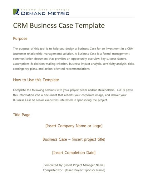 info template  business justification  docx