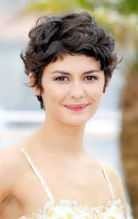 Short Haircuts Pixie Curly Hairstyles